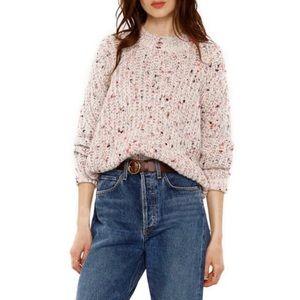 New Heartloom Blossom Alysha Sweater Multicolored
